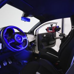 ATOS Compact Scan - Car Interior