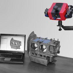 ATOS Compact Scan - Setup