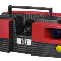ATOS Triple Scan - Angled View