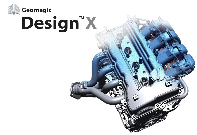 geomagic design x reverse engineering software
