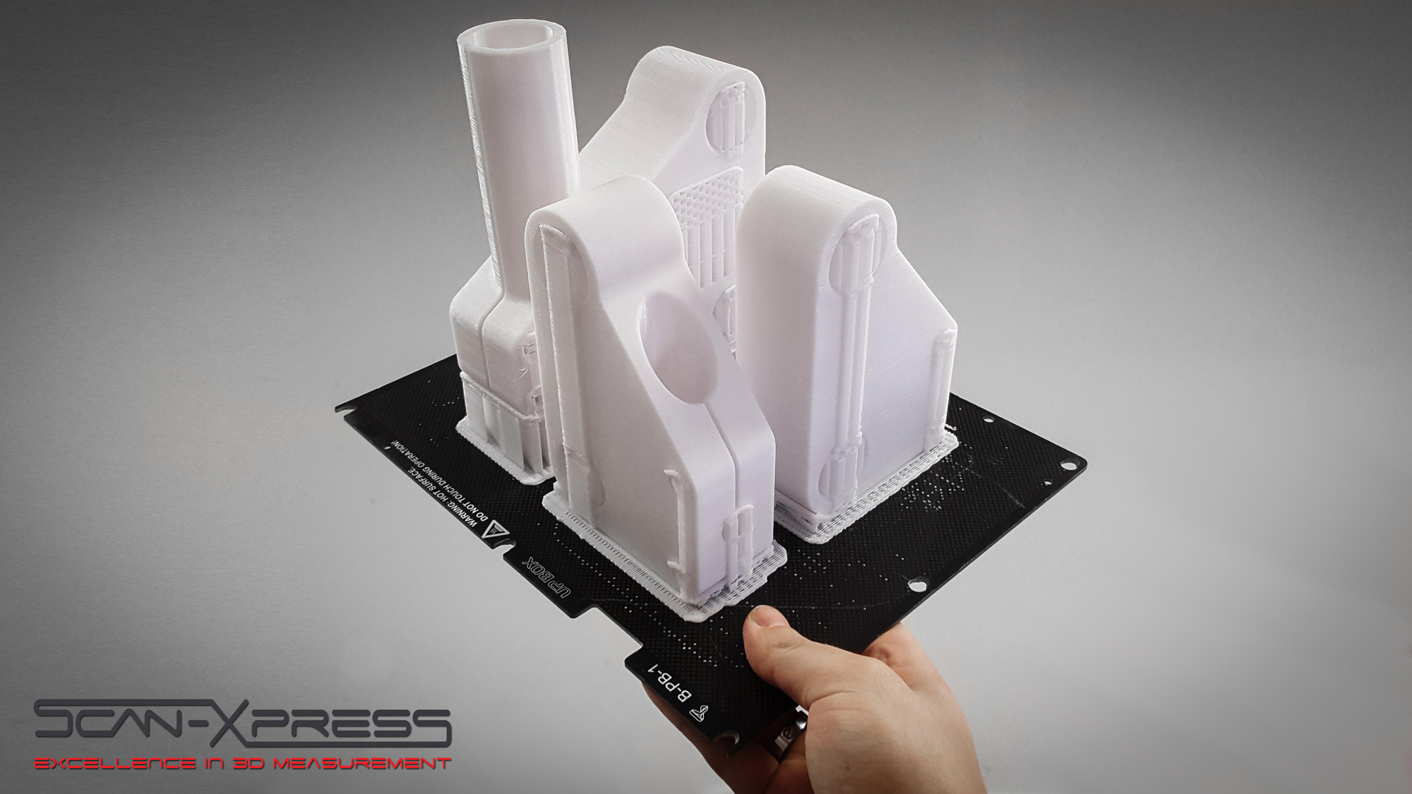 3D Printed Jigs for E-bike - Scan-Xpress